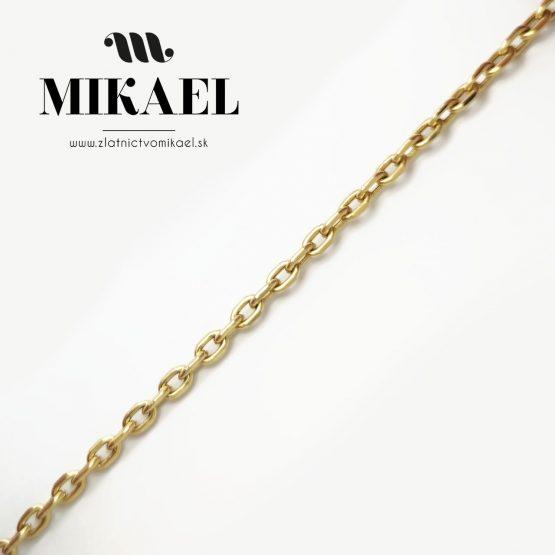 Zlatá retiazka MR45
