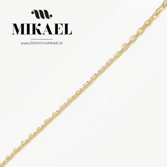Zlatá retiazka MR46